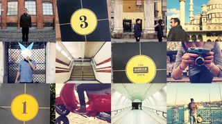 Barbour Intl' #InspiringPlaces